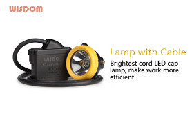 Video: WISDOM Cap Lamp with Cable Introduction