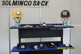 WISDOM product display by Mexican customer