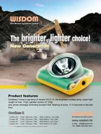 WISDOM: Headlamp(Caplamps) Cordless2 (v1.0)