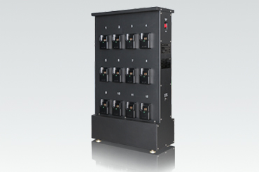 WISDOM High-efficiency Charging Rack: NWCR-24B