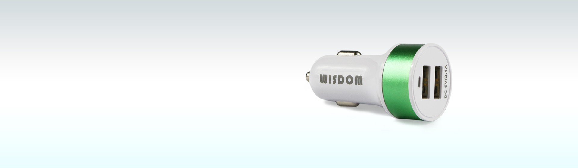 WISDOM Multi-purpose Lamp Accessories: Vehicle Power Adaptor
