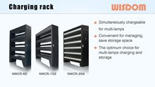 WISDOM Slide: Charger Rack 3